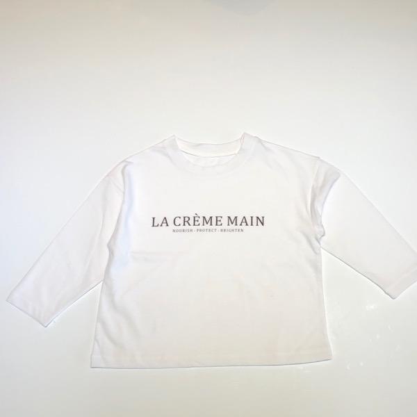 LOGOロンT(LA CRE`ME MAIN)