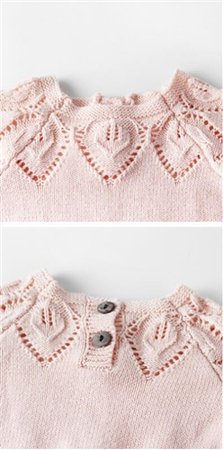 design knit rompers