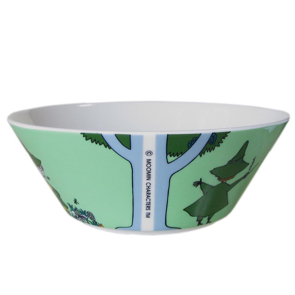 アラビア ARABIA ボウル 絵皿 深皿 ムーミンコレクション スナフキン SNUFKIN トーベ・ヤンソン 1015560