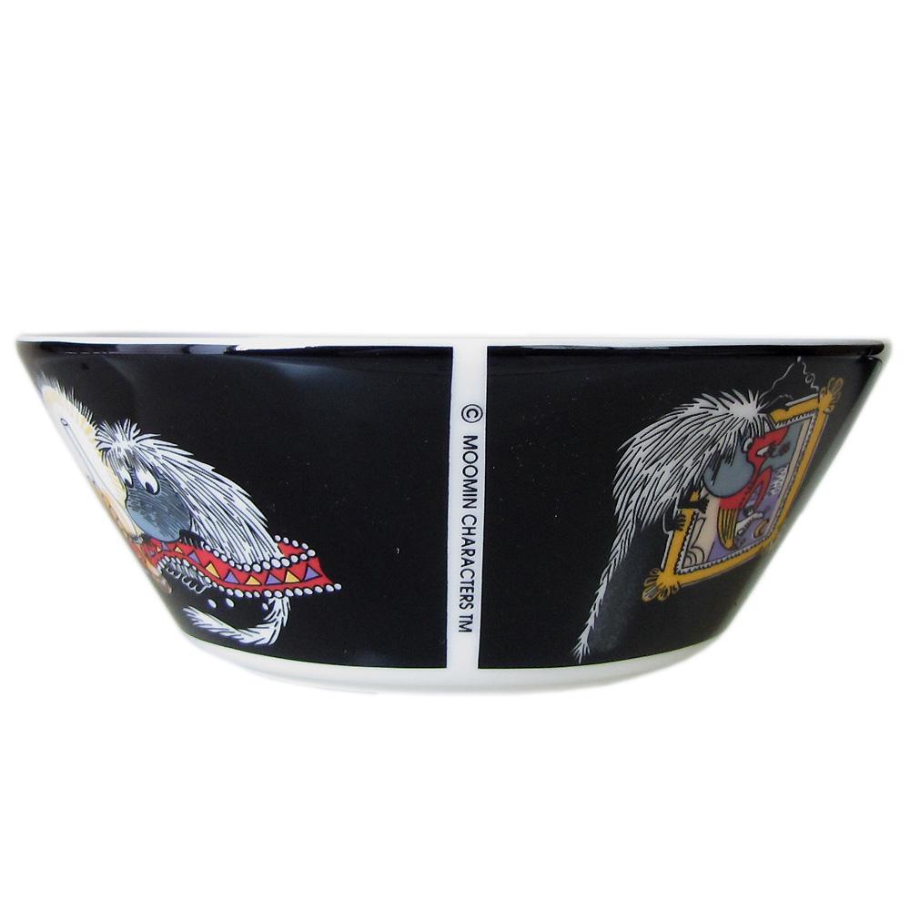 アラビア ARABIA ボウル 絵皿 深皿 ムーミンコレクション ご先祖様 トーベ・ヤンソン 1019833