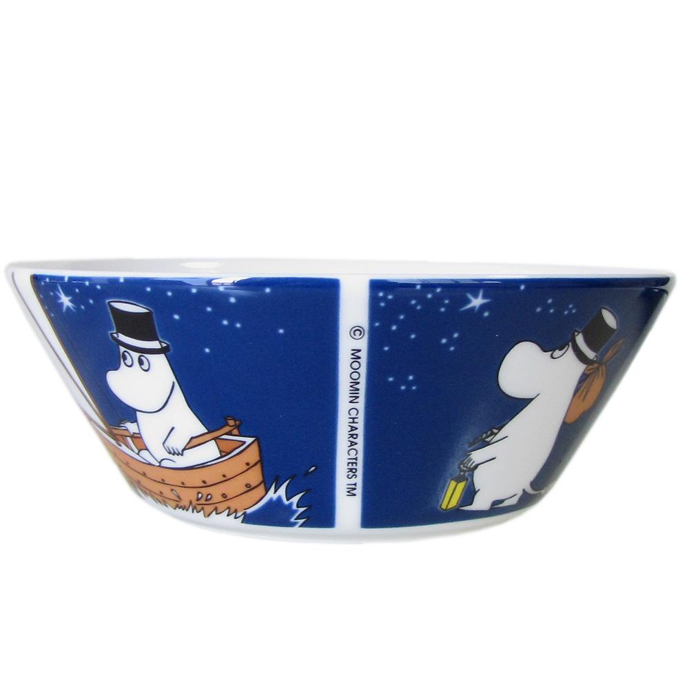 アラビア ARABIA ボウル 絵皿 深皿 ムーミンコレクション ムーミンパパ MOOMINPAPPA トーベ・ヤンソン 1006381