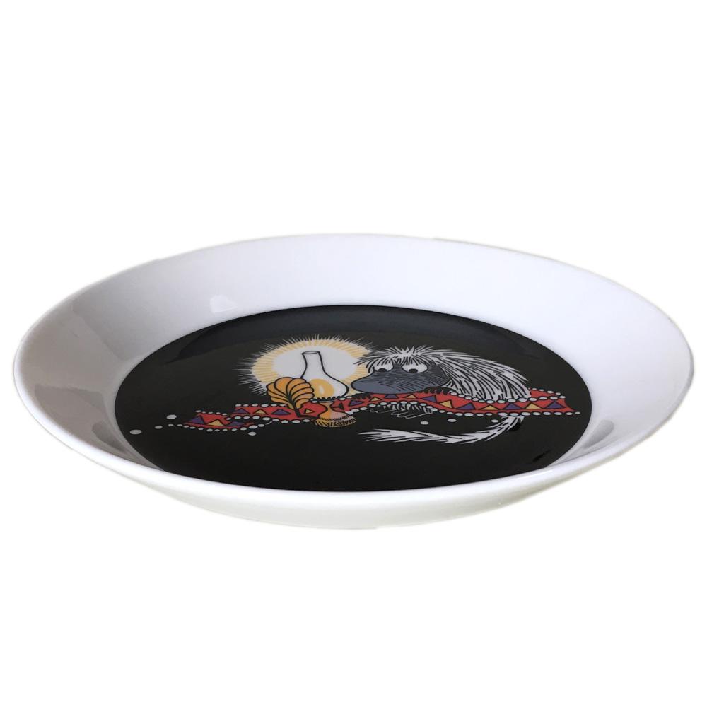 アラビア ARABIA プレート 19.5cm 絵皿 ムーミンコレクション ご先祖様 トーベ・ヤンソン 1019854
