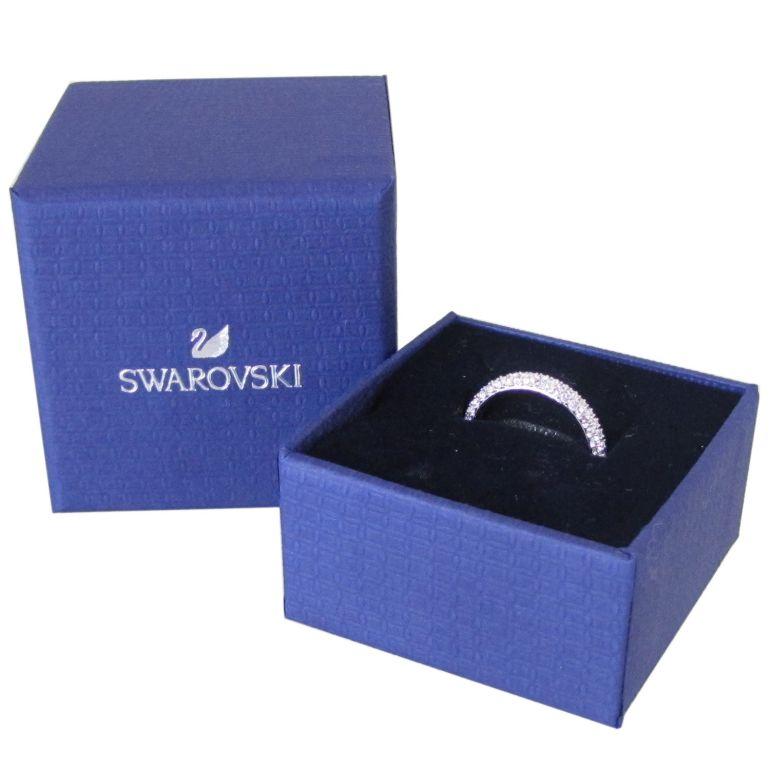 スワロフスキー SWAROVSKI リング レディース 指輪 ストーン STONE 11号 シルバー 5402437