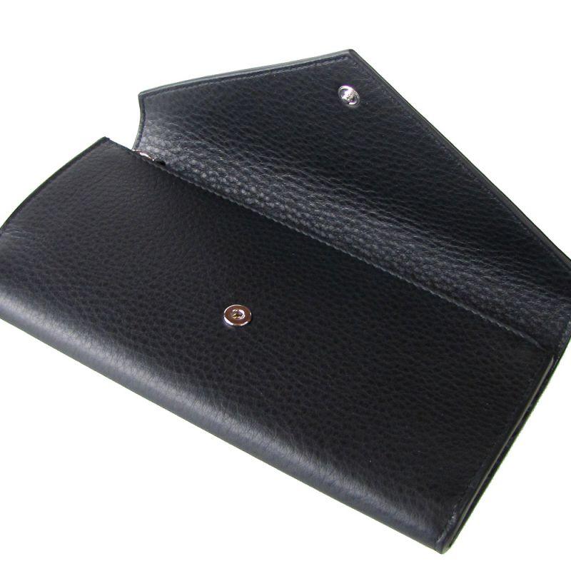 バレンシアガ 長財布 レディース ペーパー 499207 DLQ0N 1000 ノアール