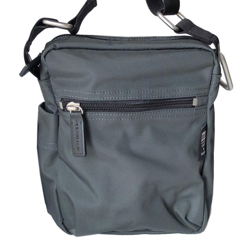 マリメッコ バッグ ショルダーバッグ Cash&Carry チャコールグレー 026992 900