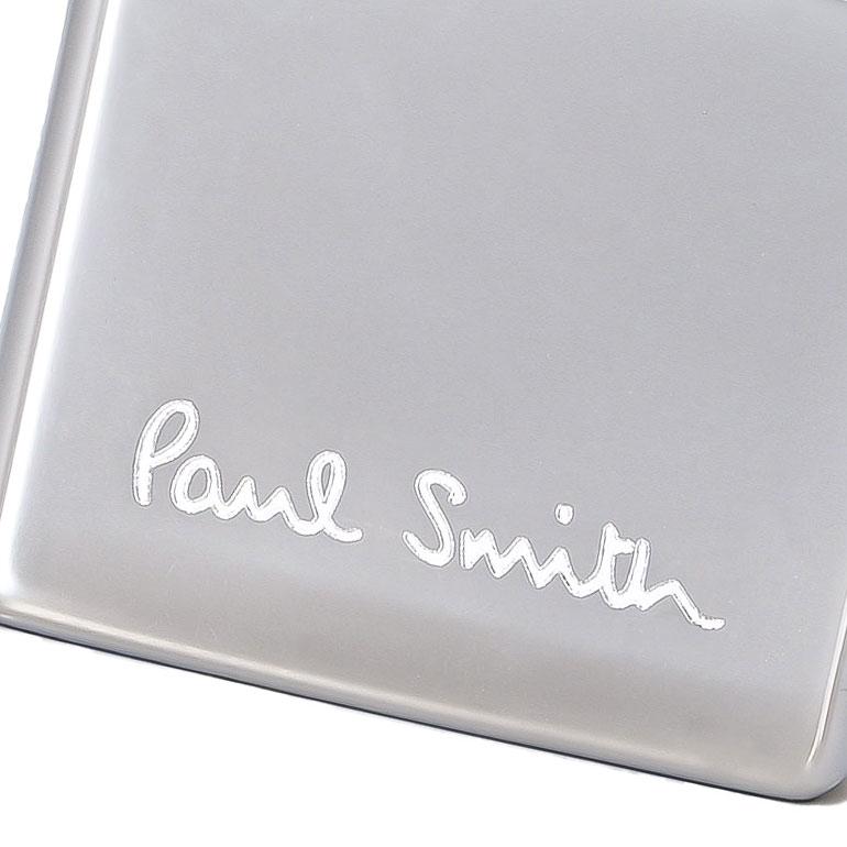 ポールスミス Paul Smith ZIPPO ライター ジッポー シルバー M1A PAUL AZIPPO 82 メール便可 名入れ無料