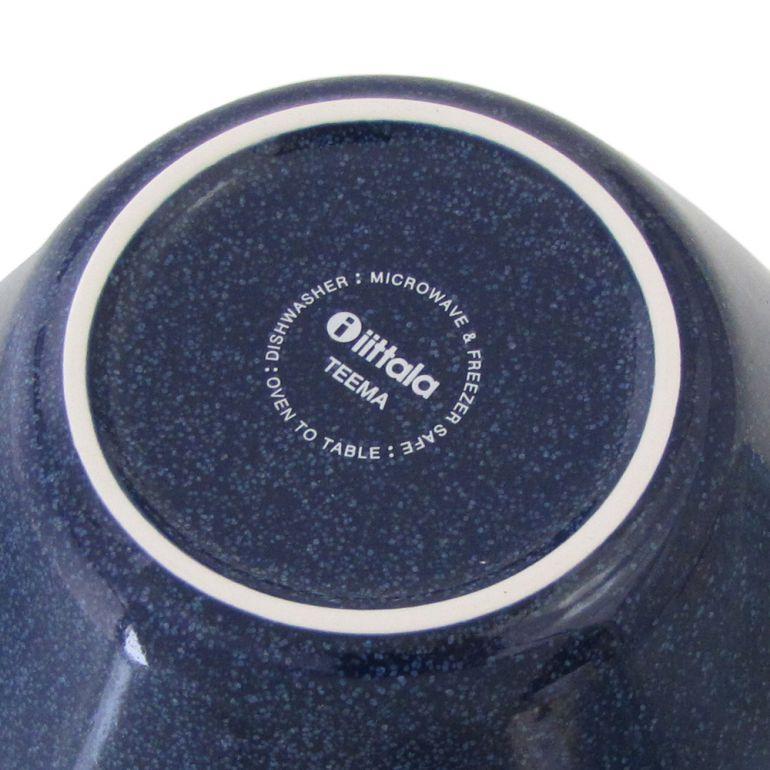 イッタラ ボウル ティーマ Teema 深皿 15cm ドッテッドブルー 1023291