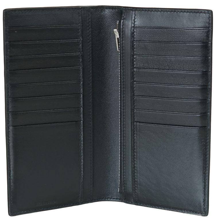 バレンシアガ BALENCIAGA 長財布 メンズ レディース キャッシュ CASH VERT ロングウォレット ブラック 594692 1I353 1090