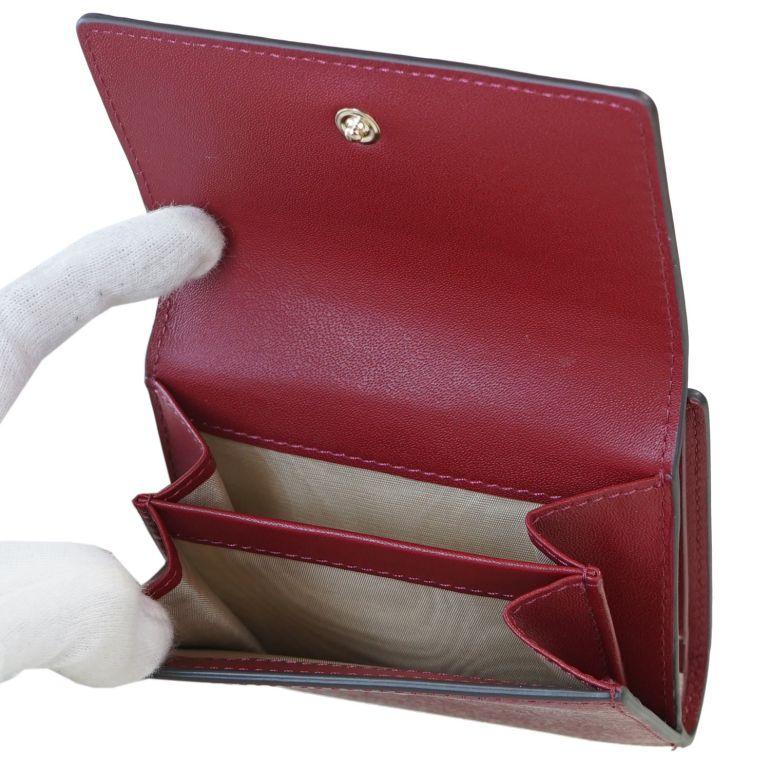フルラ FURLA 2つ折り財布 レディース バビロン コンパクトウォレット Ciliegia D レッド PCY8UNOB300000037S 名入れ可有料