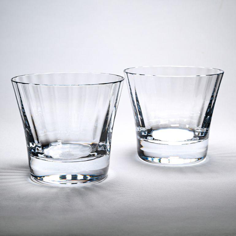 バカラ Baccarat ミルニュイ スモール タンブラー オールドファッション ロックグラス ペアグラス 8.5cm 200ml 2105395