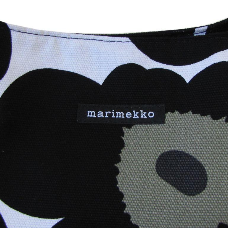 マリメッコ Marimekko バッグ ショルダーバッグ CLOVER PIENI UNIKKO クローバー ピエニウニッコ ブラック 042630 030