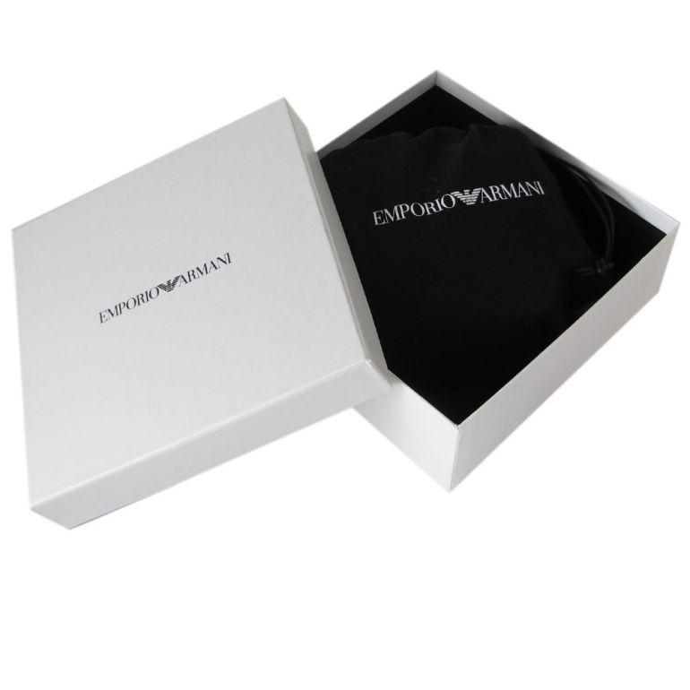 エンポリオ アルマーニ ベルト メンズ ブラック 幅3.3cm ストリンガシステム対応 リバーシブル Y4S074 YKL2J 88001