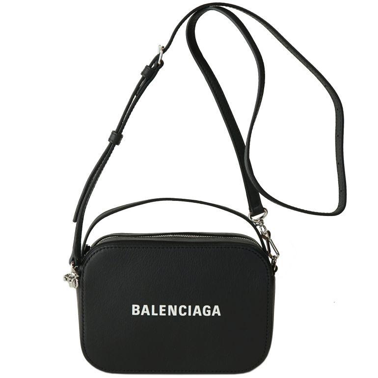 バレンシアガ BALENCIAGA クロスショルダー レディース カメラバッグ バッグ エブリディ EVERYDAY XS ブラック 608653 DLQ4N 1000
