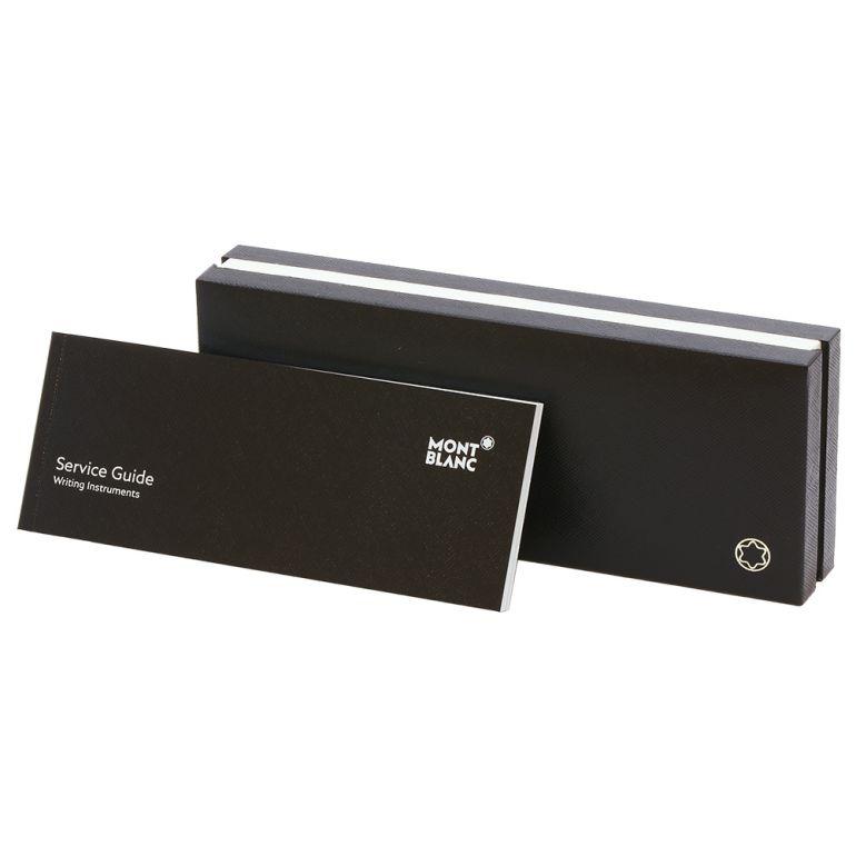 モンブラン ボールペン スターウォーカードゥエ ブラック×シルバー 118873 高級筆記具 名入れ可有料