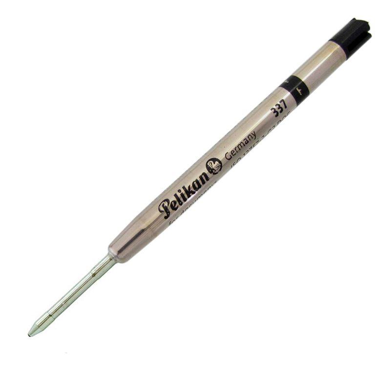 ペリカン ボールペン リフィル 5本 セット 替芯 替え芯 ブラック 337 メール便可275円