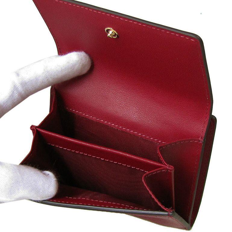 フルラ FURLA バビロン バイフォールド S 2つ折り財布 コンパクトウォレット 993875 CILIEGIA レッドPZ57 B30 CGQ 名入れ可有料