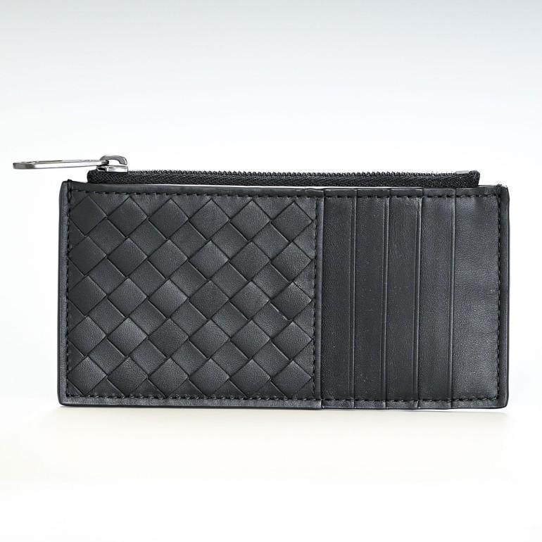 ボッテガヴェネタ スマートウォレット カードケース コインケース ブラック 566430 V4651 1000 フラグメントケース キャッシュレス