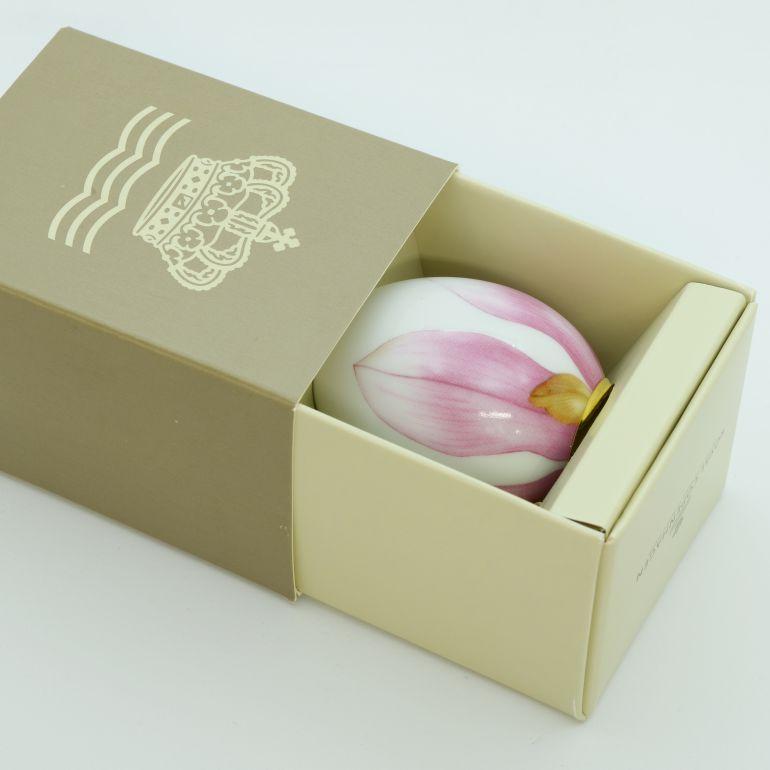 ロイヤルコペンハーゲン イースターエッグ オーナメント 2019年 マグノリア ペタル 花弁 Magnolia Petals 1027144 1252008