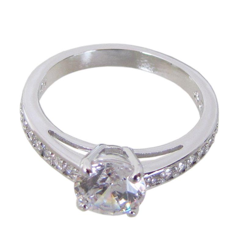 スワロフスキー SWAROVSKI リング レディース 指輪 アトラクト Attract リングセット 9号 シルバー 5184981 名入れ可有料