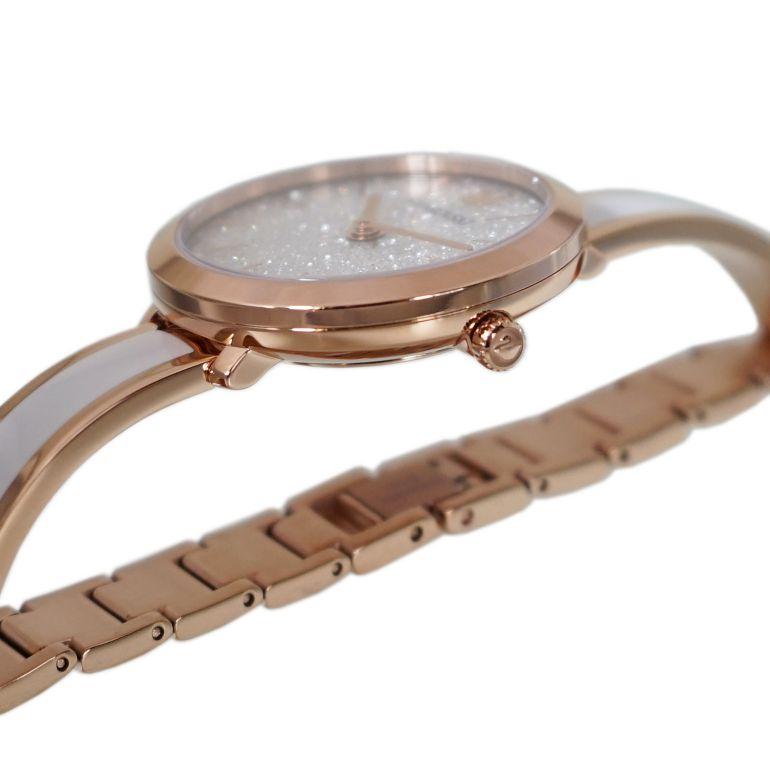 スワロフスキー SWAROVSKI 腕時計 CRYSTALLINE DELIGHT ウォッチ レディース ローズゴールド/ホワイト 5580541
