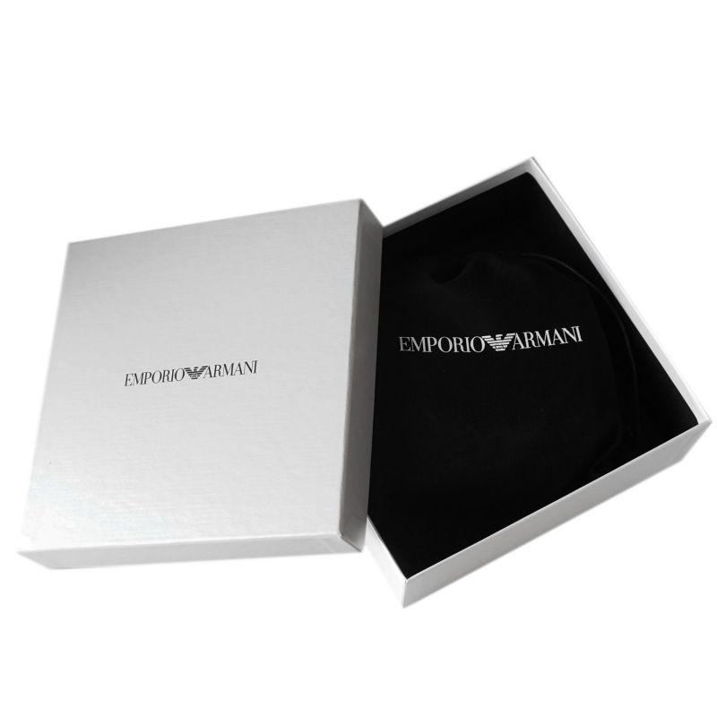 エンポリオ アルマーニ EMPORIO ARMANI ベルト メンズ ブラック 幅3cm ストリンガシステム対応 リバーシブル Y4S424 YML9J 88001