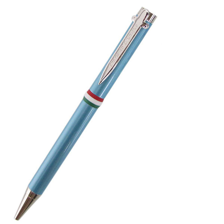 名入れ無料 オロビアンコ ボールペン ルニーク ラ・スクリヴェリア アズーロ ブルー 単色
