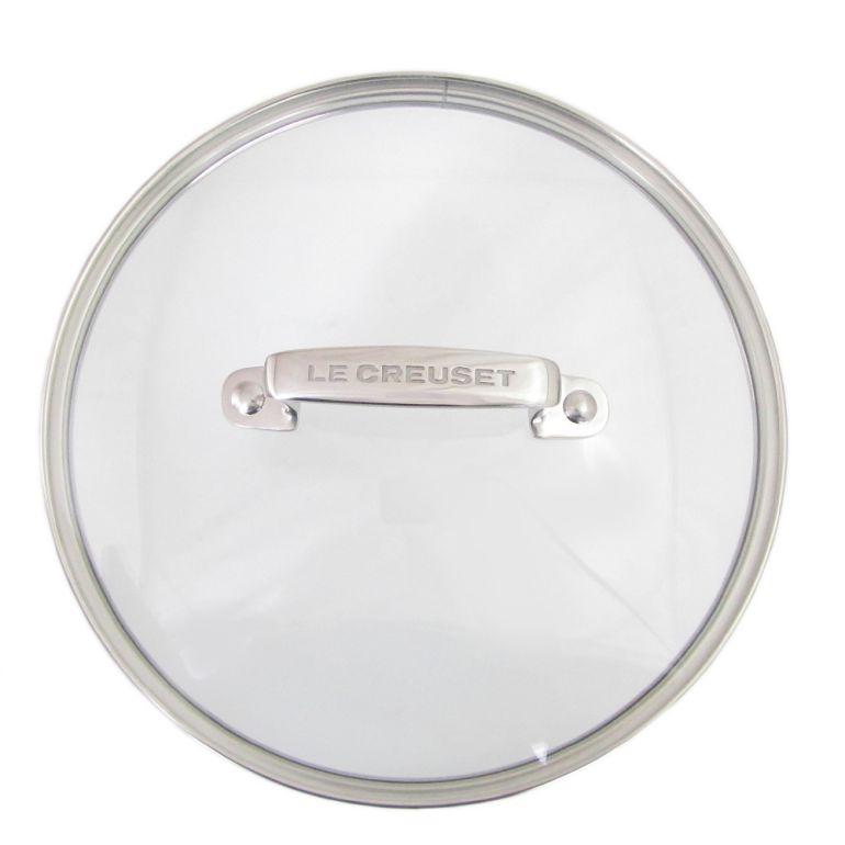 ル・クルーゼ 20cmスキレット用ガラス蓋 ルクルーゼ 調理器具 キッチン用品