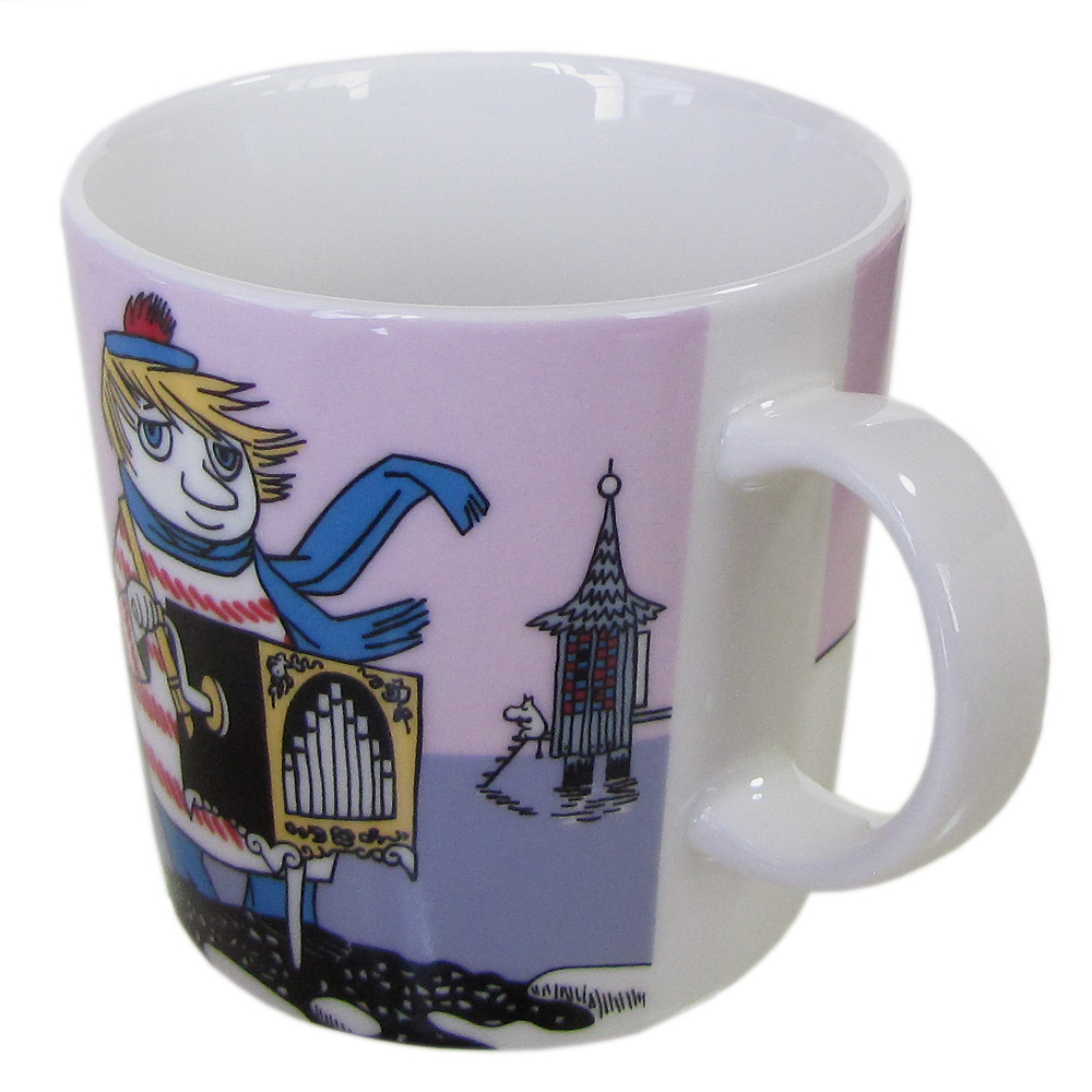 アラビア ARABIA マグカップ 300ml ムーミンコレクション おしゃまさん トゥーティッキ TOO-TICKY 1019853