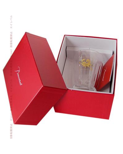 バカラ Baccarat グラス ゾディアック 10.5cm 2014年 干支 午 タンブラー 2804695