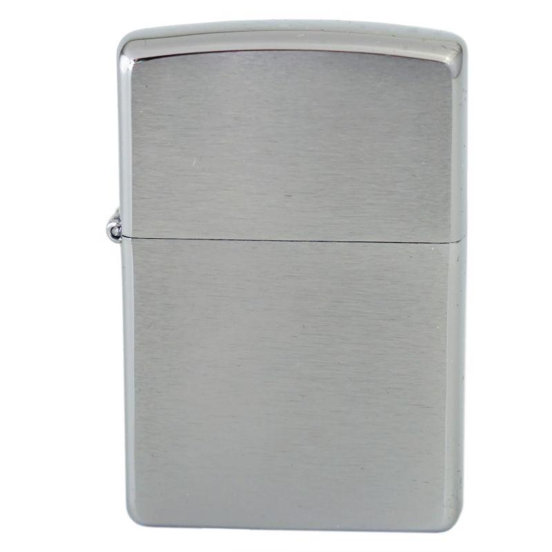 メール便可275円 名入れ無料 ZIPPO ジッポー ライター CROME CLASSIC スタンダード 200