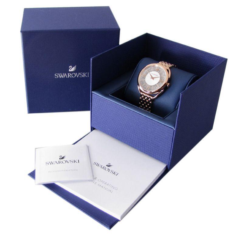 スワロフスキー 腕時計 Crystalline Glam ウォッチ ピンクゴールド 5452465