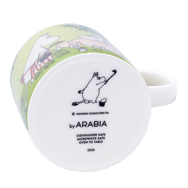 アラビア マグカップ 2020年 夏限定 300ml ムーミンコレクション Relaxing リラクシング 1052327