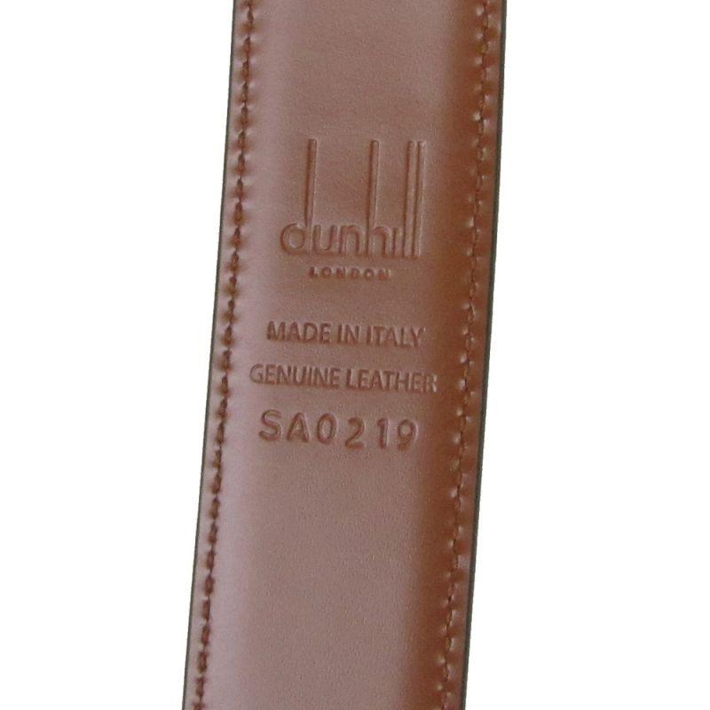 ダンヒル ベルト メンズ 幅3cm リバーシブル 回転バックル クラシック レクタンギュラー スムースレザー 19F4T08ST001