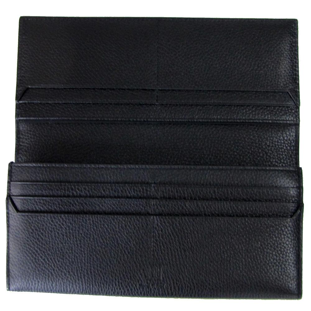 【名入れ可有料】 ダンヒル dunhill 長財布 メンズ ベルグレイヴ コートウォレット ブラック 19F2100AR001