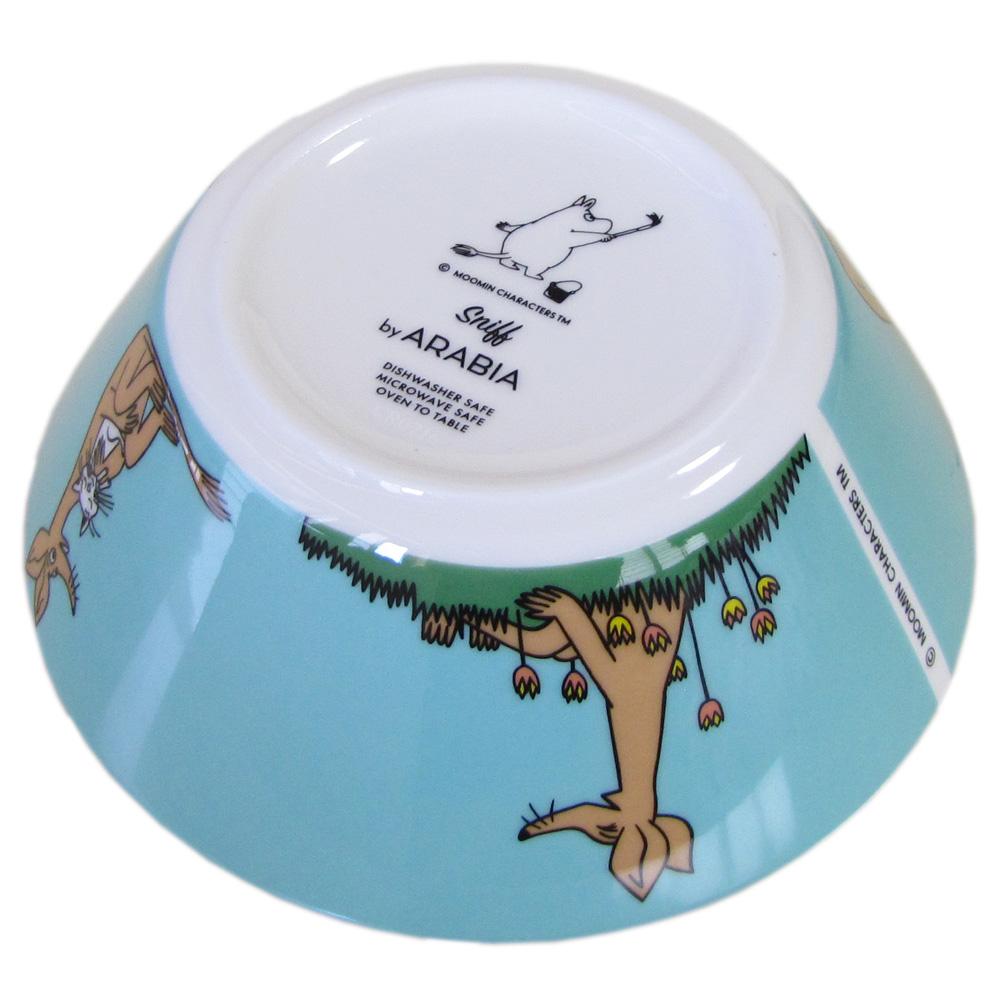 アラビア ARABIA ボウル 絵皿 深皿 ムーミンコレクション スニフ SNIFF トーベ・ヤンソン 1005584