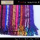 【刺しゅう可有料】 ポールスミス マフラー メンズ ウールニット100% レッド系 マルチストライプ 810E AS10 28 Made in GERMANY
