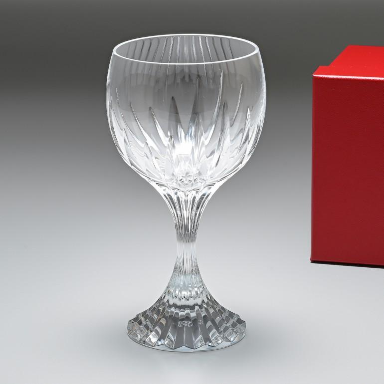 バカラ Baccarat グラス マッセナ ワイングラス 20.2cm ラージウォーターグラス 2814059