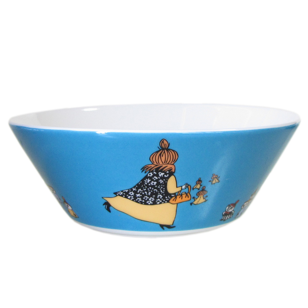 アラビア ARABIA ボウル 絵皿 深皿 ムーミンコレクション ミムラ夫人 MYMBLE'S MOTHER トーベ・ヤンソン 1006199