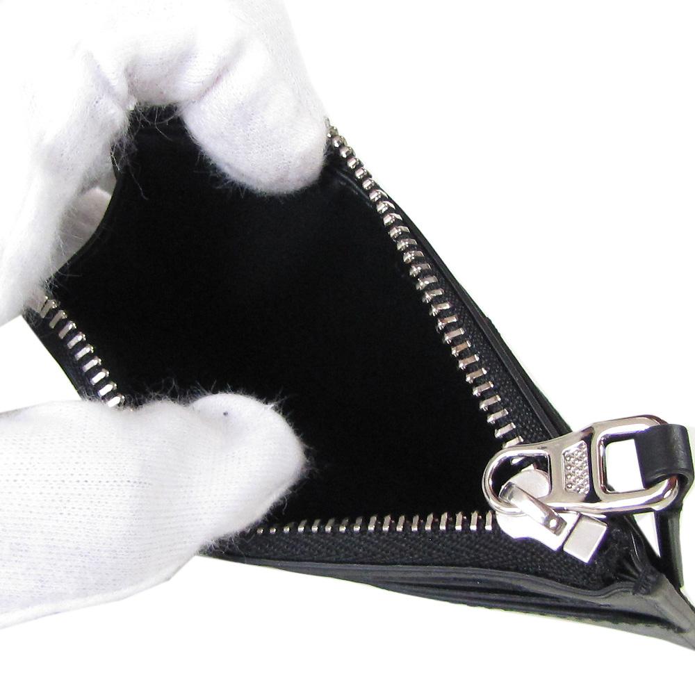 【名入れ可有料】 ダンヒル ミニ財布 スマートウォレット コインケース 小銭入れ メンズ エンジンターン ラゲッジキャンバス グレー 19F200ZCC030 フラグメントケース キャッシュレス