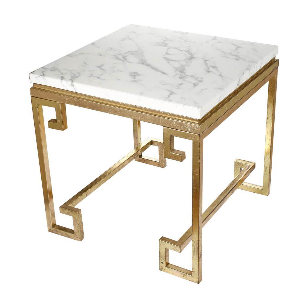 天然大理石テーブル