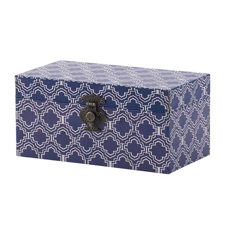 BOX 2P SET【Blue×White】