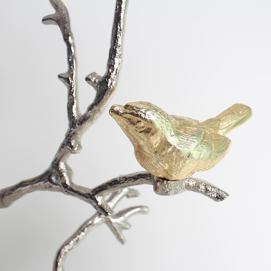 鳥ウォールオブジェ【L】