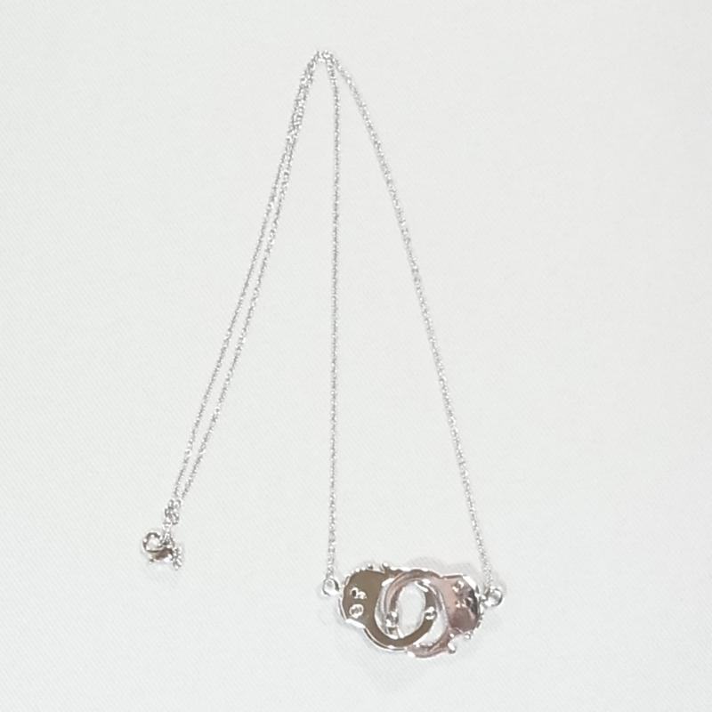 (196N-0004) 手錠(小)ネックレス