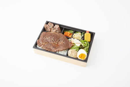 日本一鹿児島産黒毛和牛使用 特選サーロイン御膳