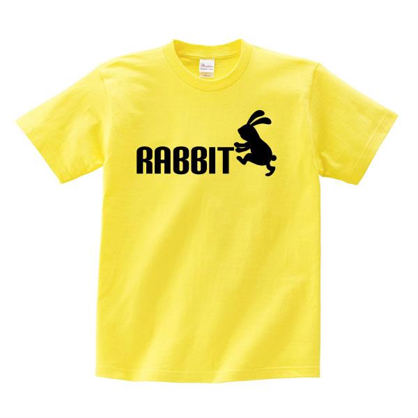 うさぎ グッズ tシャツ お月見 ウサギ 持ちつき プリント 可愛い 雑貨 S M L XL  服 メンズ レディース 衣装 おもしろ雑貨 おもしろtシャツ