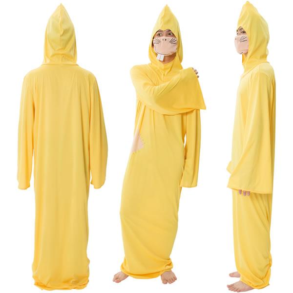 ねずみ男 鬼太郎 コスプレ ゲゲゲの鬼太郎 公式 コスチューム ハロウィン コスプレ 衣装 仮装 コスチューム