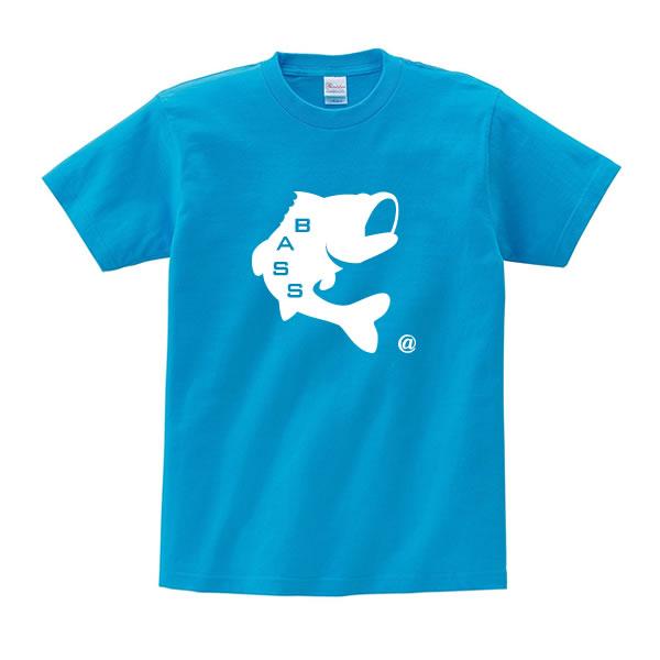 ブラックバス グッズ tシャツ バス 雑貨 魚 バス釣り プリント かっこいい S M L XL  服 メンズ レディース 衣装 おもしろ雑貨 おもしろtシャツ