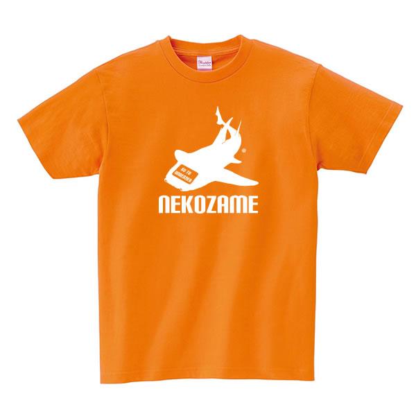 ネコザメ グッズ tシャツ おもしろ 雑貨 オリジナル メンズ レディース S M L XL 3L 4L プリント 服 面白い 可愛い おしゃれ かわいい 魚 海 ギフト