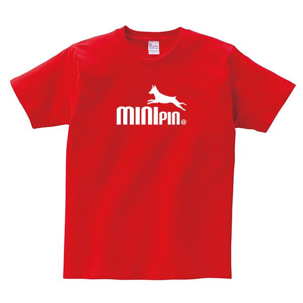 ミニピン グッズ tシャツ ミニチュアピンシャー 雑貨 服 オリジナル 犬柄 メンズ レディース S M L XL 3L 4L プリント 犬 可愛い おしゃれ かわいい ギフト