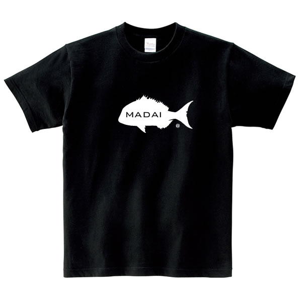 真鯛 tシャツ マダイ 釣り グッズ おもしろ 雑貨 オリジナル メンズ レディース S M L XL 3L 4L プリント 服 面白い 可愛い おしゃれ かわいい 魚 海 ギフト